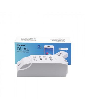 Sonoff Dual WiFi Smart Switch