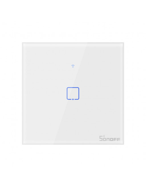 Sonoff Tx Series Wifi White Wall Switch T2uk